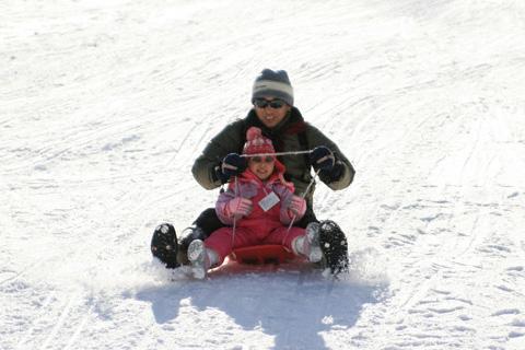 ソリの剛と瑞雪