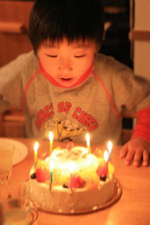 恒太の誕生日